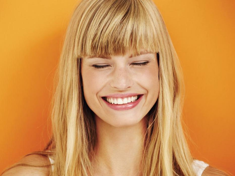 lady smiling | cosmetic dentist lake charles la